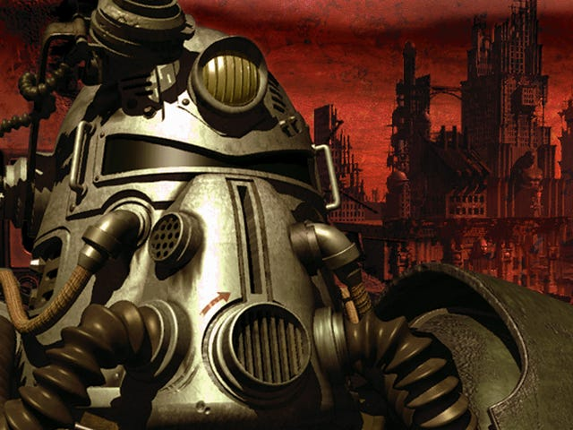The Original Fallout Is Free On Steam