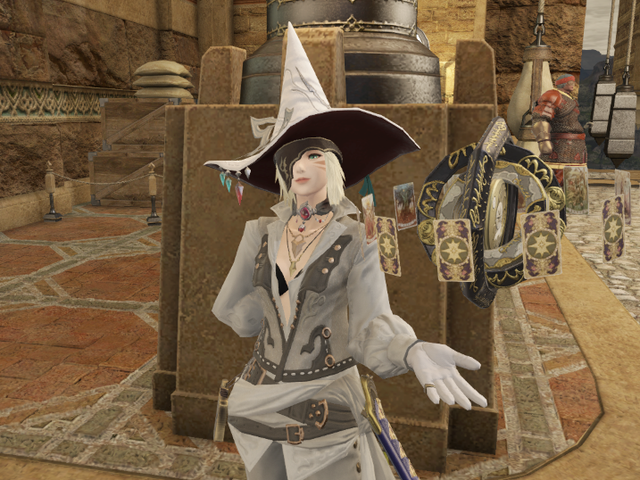 I Unexpectedly Made A Lot Of Money Telling Fortunes In Final Fantasy XIV
