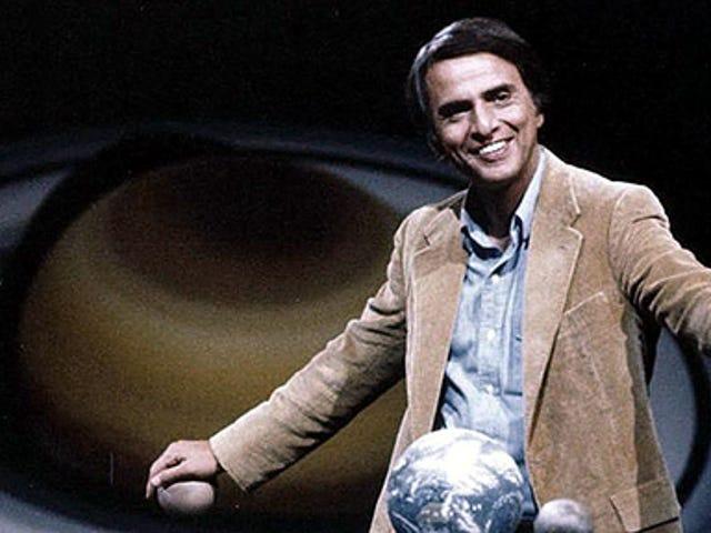 Los trucos de Carl Sagan til efterfølgeren er meget mere