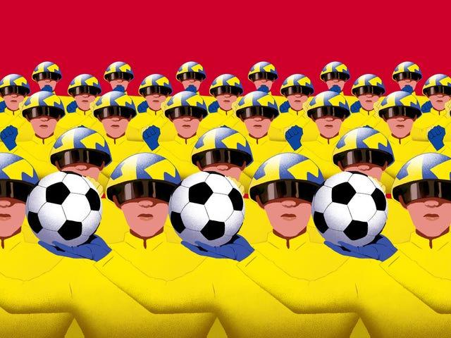 El viaje de 300 años desde el clásico clásico hasta el himno de la discoteca gay hasta el himno más icónico del fútbol