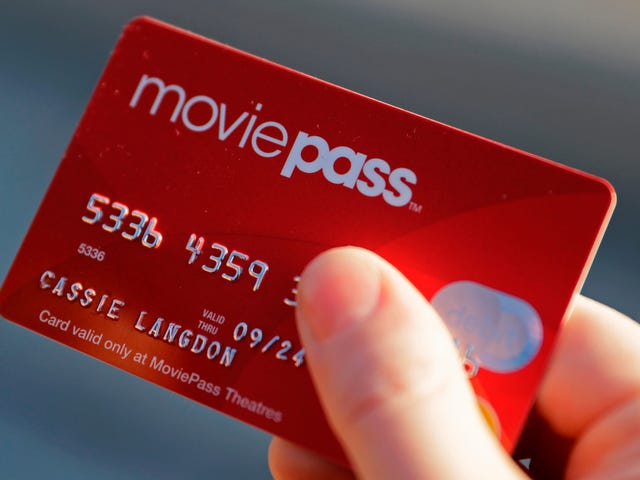 MoviePass har uppenbarligen lämnat 58 000 kundregister exponerade på en offentlig server