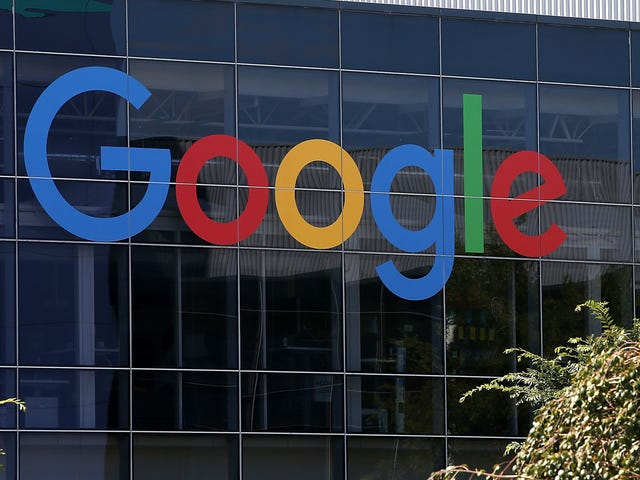 Google's Parent Company Spent More on Lobbying Than AT&T or Boeing Last Year