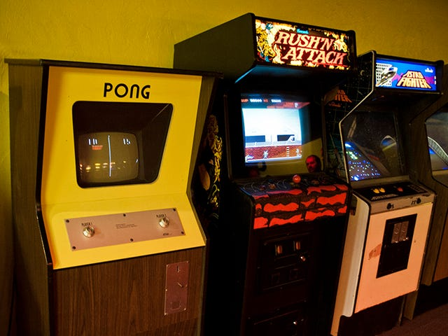 As CRT Supplies Vanish the Classic Arcade Machine is Virtually Dead
