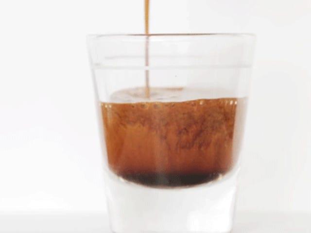 Mükemmel espresso arkasındaki bilim