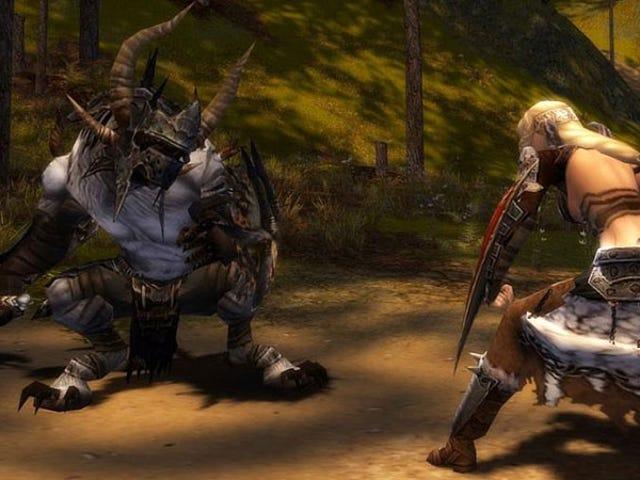 <i>Guild Wars</i> παίρνει μια ενημέρωση για τα 14α γενέθλιά του