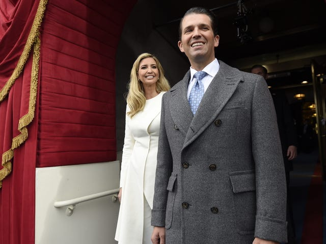 All the Ways Don Jr. e Ivanka sono stati coinvolti nell'affare Tower di Mosca