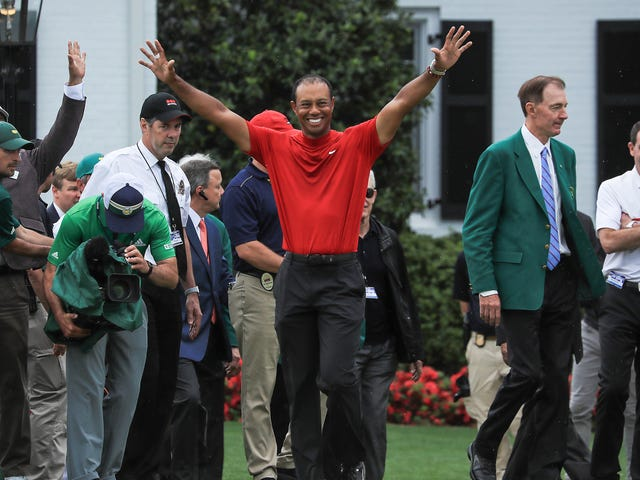 Tiger Woods Has Come Again In Glory To Help Christians Talk About Easter