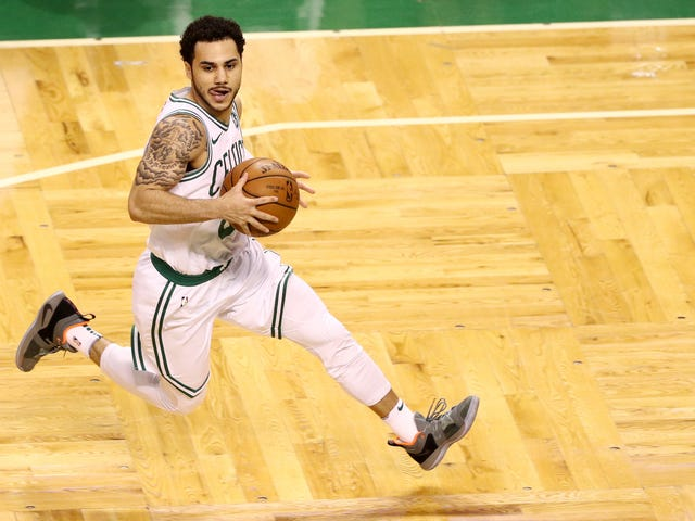 Shane Larkin Talks About His OCD And How It Caused Him To Wash His Hands Raw