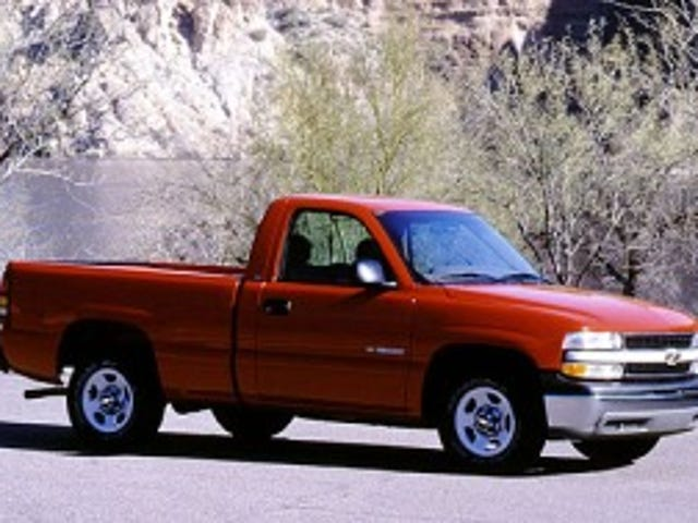 First Gear- 2001 Chevy Silverado
