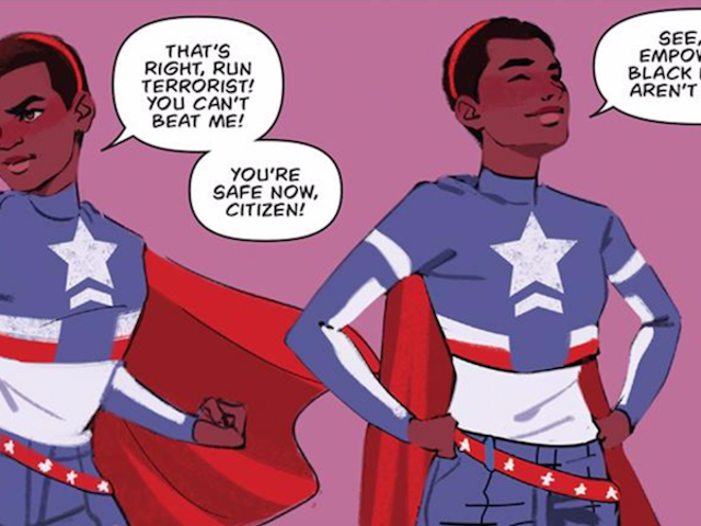 In Black Mask'sAmerica's Sweetheart, the Strongest Person in the World Is a Brave Black Girl