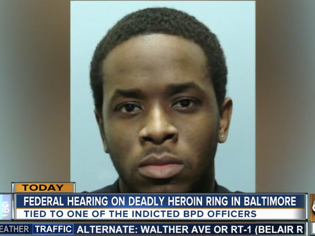 Trial Begins for Members of Heroin Ring Said to Be Protected by Baltimore Police Officers