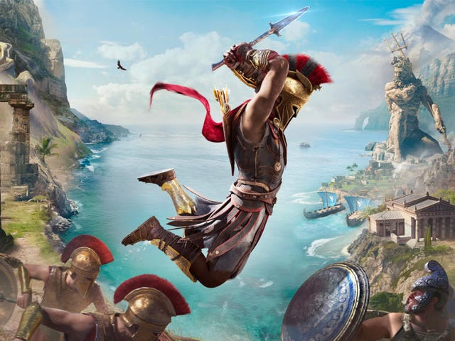 Ubisoft Bans Player-Created Assassin's Creed Quests That Let You Level Up By Doing Nothing