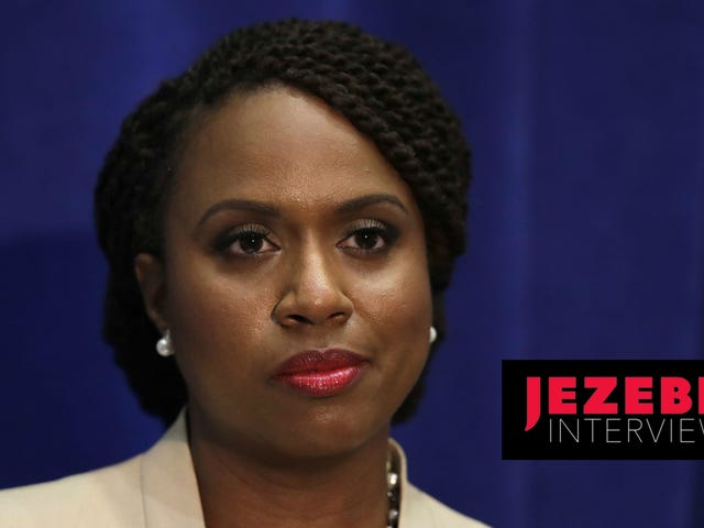 Ayanna Pressley Knows She's 'Disruptive'