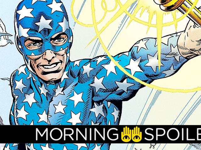 DC's StargirlShow Has Found Its Starman