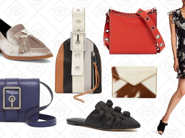Stock Up On All Things Rebecca Minkoff at Nordstrom Rack