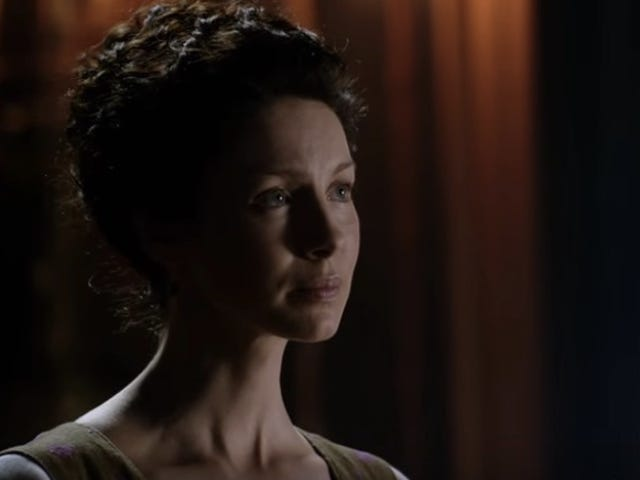 Claire Travels Back to the Future in the New <i>Outlander</i> Trailer