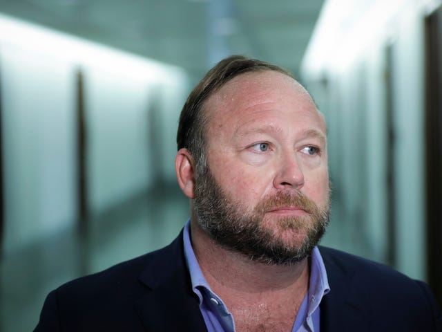 Alex Jones Permanently Suspended From Twitter