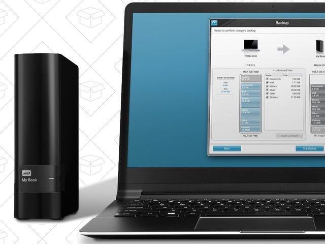 Store 3TB of Files For Just $70