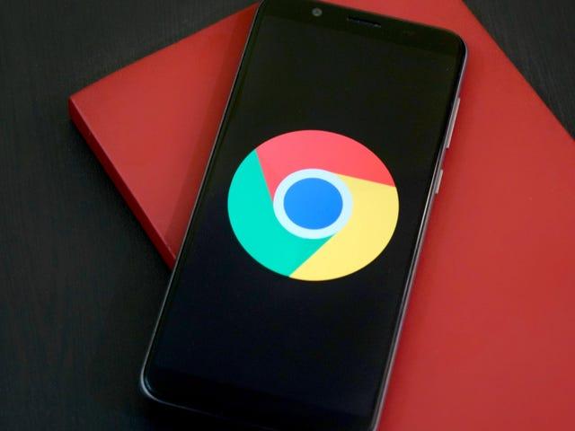 Päivitä Google Chrome juuri nyt