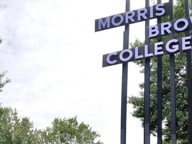 Morris Brown College está a um passo de ser uma instituição que os alunos procuram ativamente para participar novamente