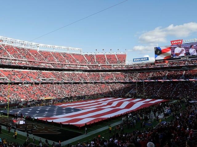 Κανείς δεν πήγε να δει τα 49ers ξανά