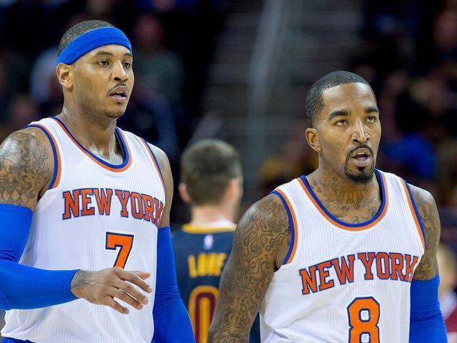 Έκθεση: Η μίσθωση μιας συμβουλευτικής εταιρείας έκανε το Melo Knicks ακόμη πιο παρανοϊκό και δυσλειτουργικό