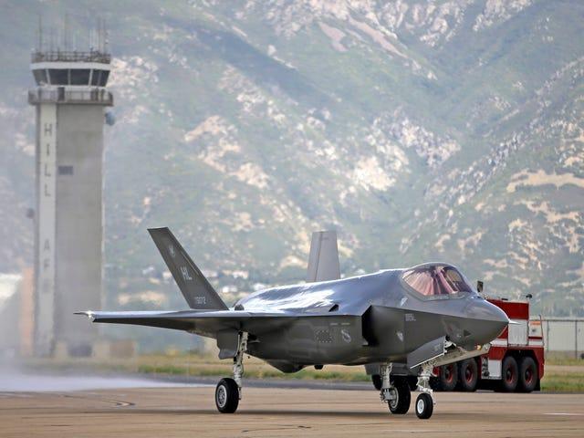 Pentagon Grounds Every F-35 Fighter Jet After Crash in South Carolina