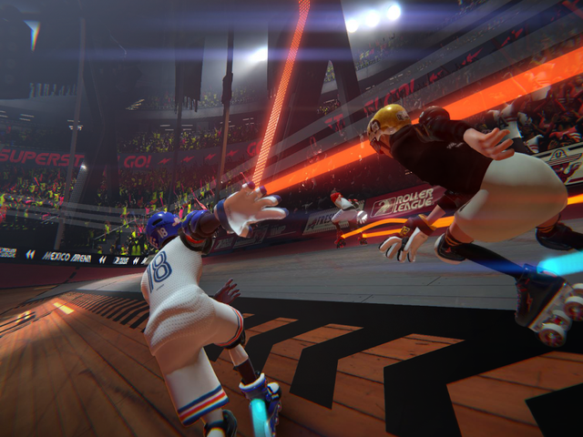 Ubisoft's Roller Champions Is Surprisingly Fun