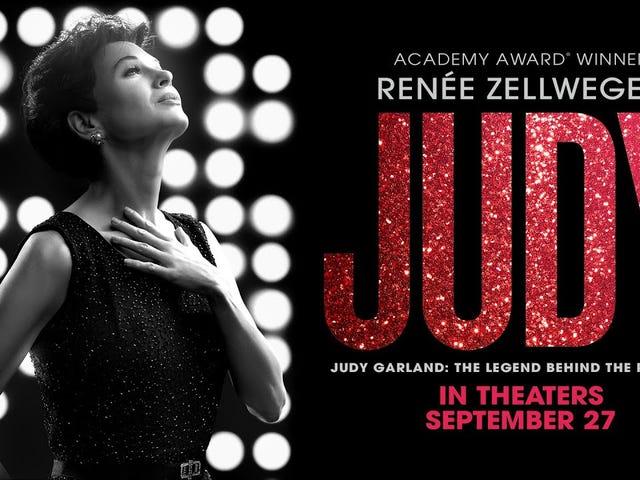 Ось Рене Зелвегер, як Джуді Гарланд в Новому Трейлері