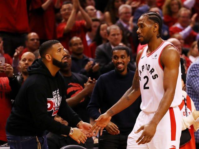 KawhiWatch: Η προσπάθεια του Drake να αποκτήσει περισσότερες μάρκες και να βουτήξει