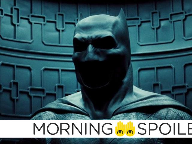 Thêm gợi ý cho những gì mong đợi từ Batman của Robert Pattinson