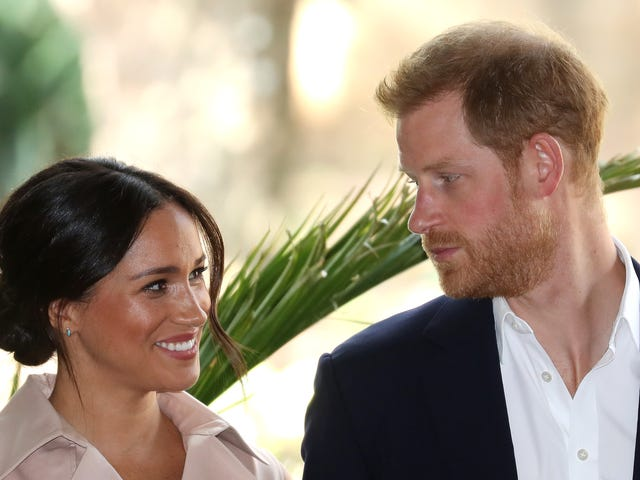 A Duke, a Duchess and...a Documentary About the Royal Couple (and Archie!) Is Coming