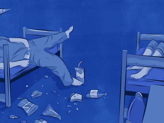 当你的室友一直吃垃圾时如何吃得健康