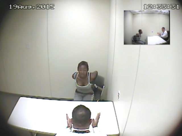 Teen Suspect Seen Crying, Screaming at Police in Interrogation Video