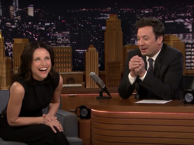 Veep Has Made Julia Louis-Dreyfus Curse Excessively in Real Life