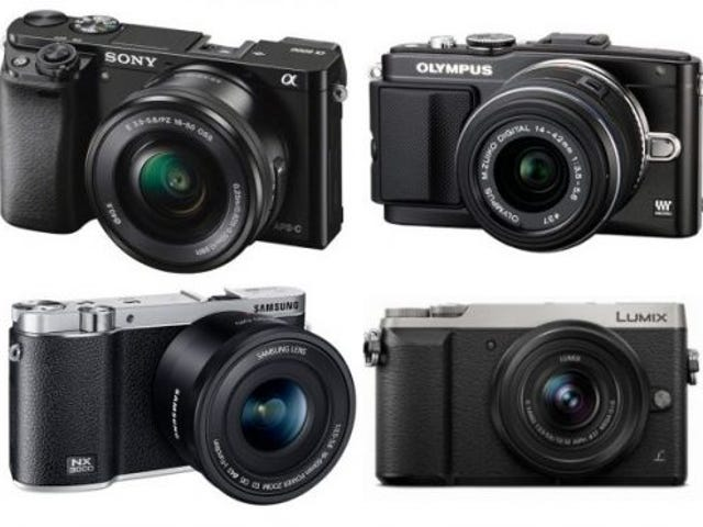 New Camera Advice needed. DSLR? Mirrorless? P&S? Potato Cam?