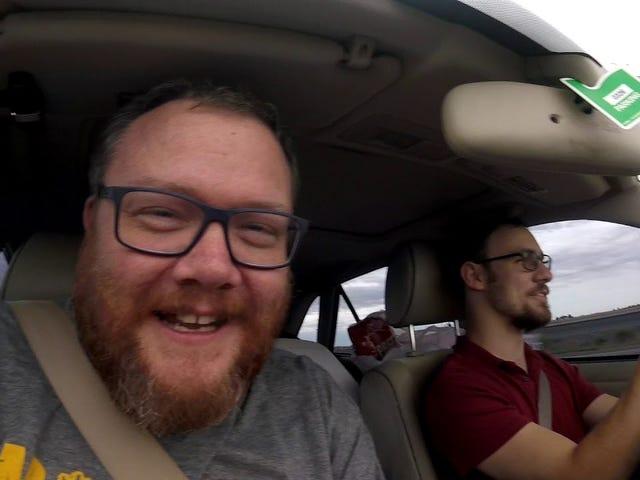 Bullshift pergi ke Telluride Cars & Colors!  Hari 1 VLOG
