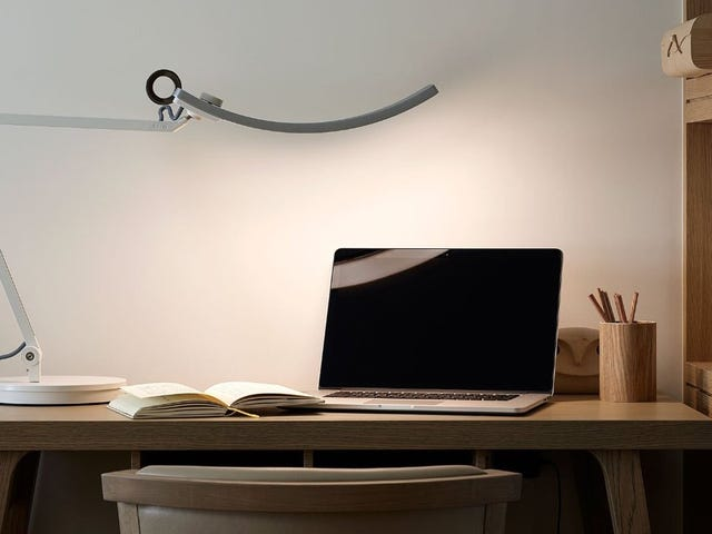 BenQ's Stunning Desk Lamp is Also Incredibly Functional [Updated]