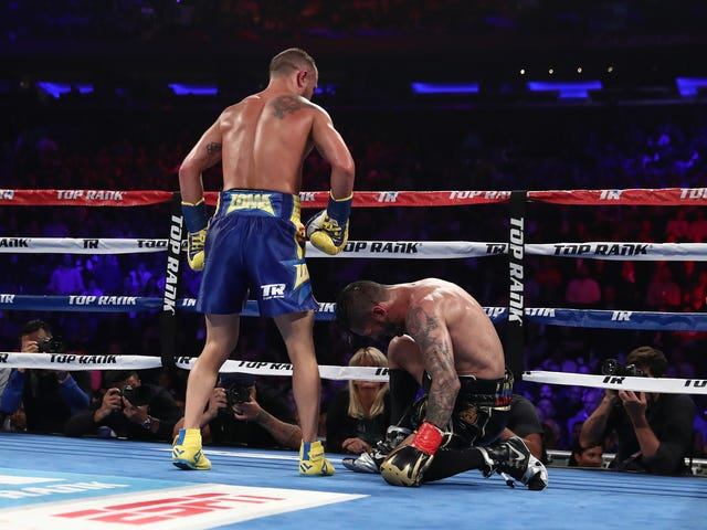 Jorge Linares Beat Vasiliy Lomachenko, Right Up Until He Didn't