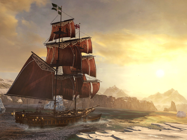 The Week In Games: Get Ready For Boats