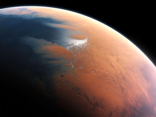 Este curso en línea te enseña cómo sobrevivir en Marte