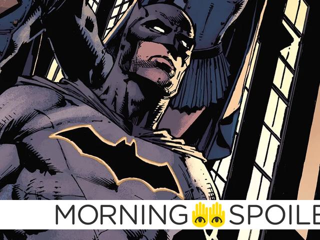 Wild Rumors About a Star WarsStar Joining The Batman