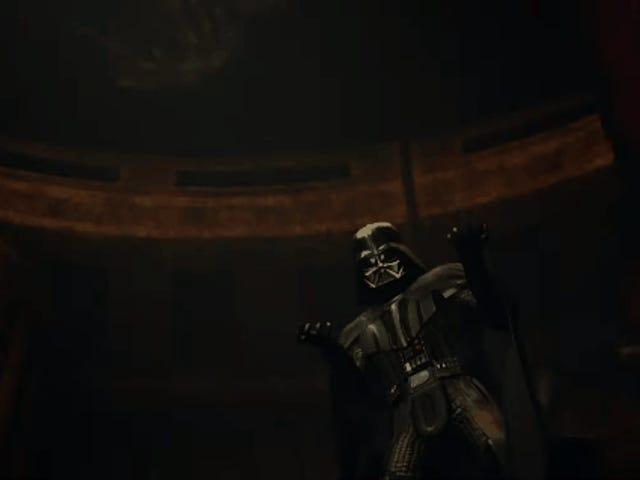 Darth Vader Menghadapi Rancid Empat Berani dalam Trailer Vader Immortal Episod Baru Baru