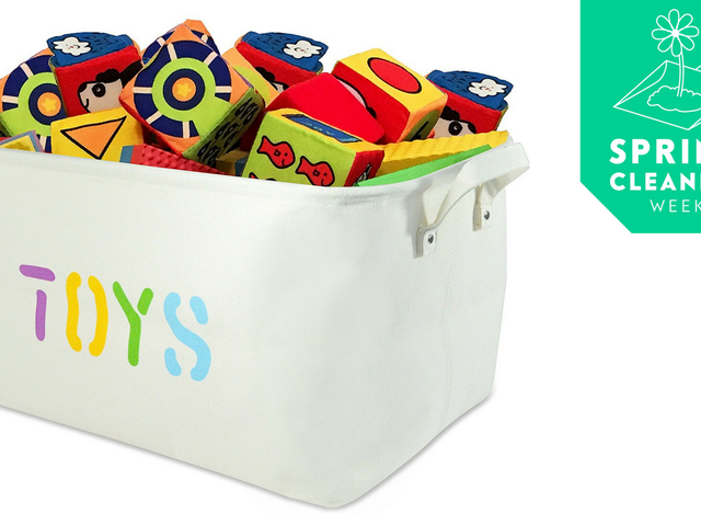 Get Rid of Your Kids' Storage Bins