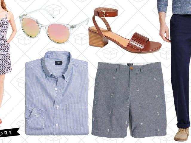 This Extra 50% Off Sale On J.Crew Factory's Massive Clearance Section Has Everything
