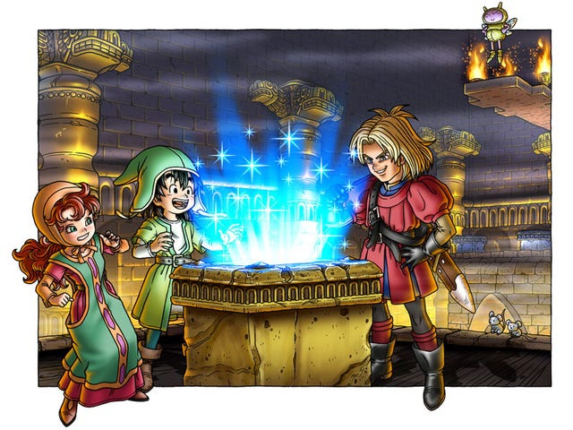 Dragon Quest VII Puts A Unique Twist On The JRPG Formula