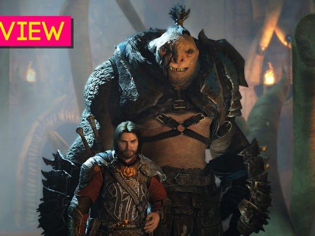Middle-earth: Shadow of War: The Kotaku Review