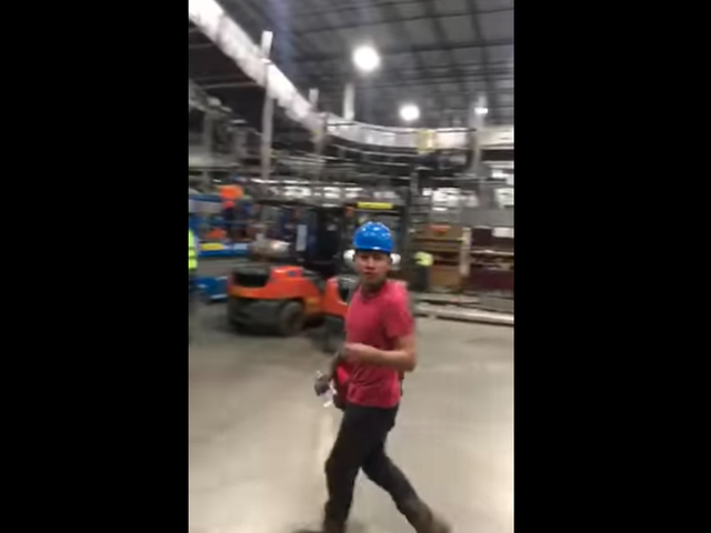 Black Man Who Filmed Latino Workers Striking Is Fired from His Job, Regrets Nothing