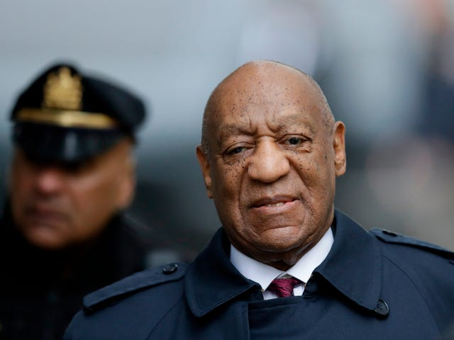 Bill Cosby Declared Guilty on All Counts