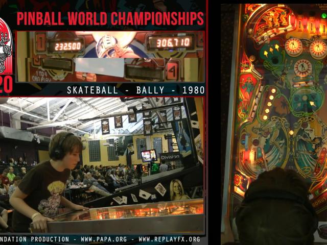 13-Year-Old Prodigy Wins Pinball World Championships